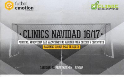 Clinics Soloporteros Navidad 2016
