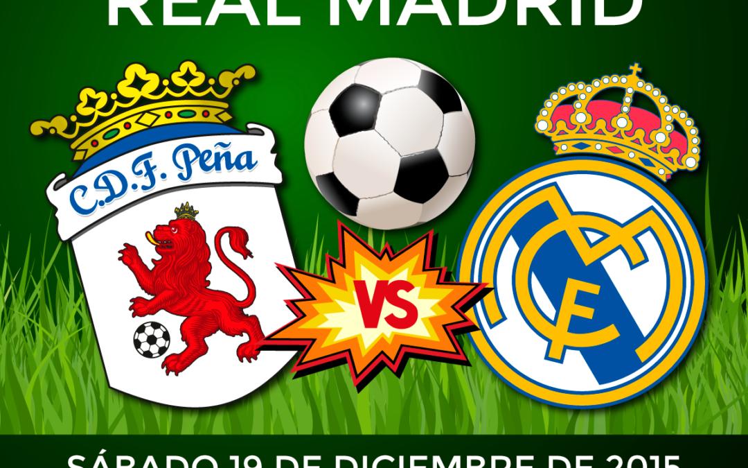 Crónica del partida contra el Real Madrid