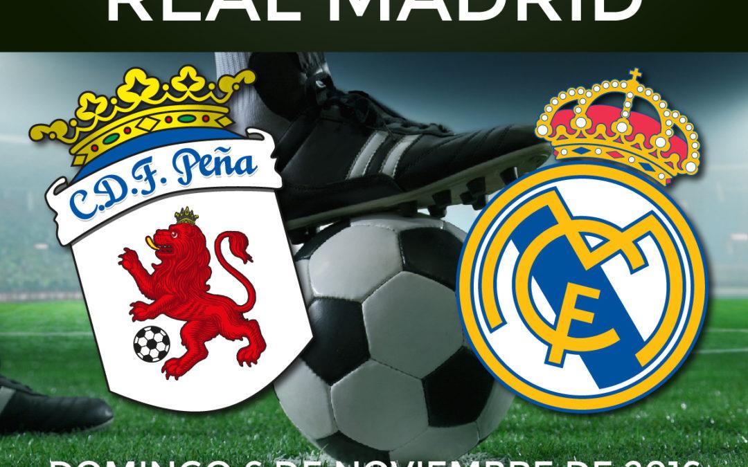 Nuestro Juvenil A ya piensa en el Real Madrid