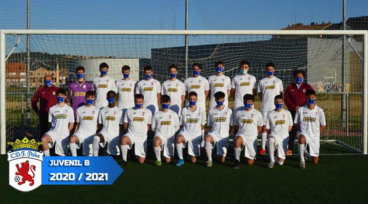 Foto de equipo juvenil B